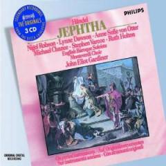 Handel, G.F. - Jeptha (Complete) (Comp)