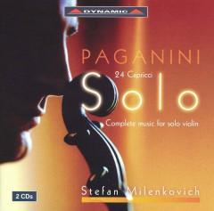 Paganini, N. - Saemtliche Werke Fuer Vio