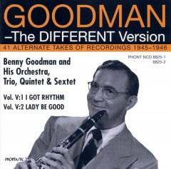 Goodman, Benny - Differnt Version Vol.5