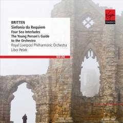 Britten, B. - Sinfonia Da Requiem/Young