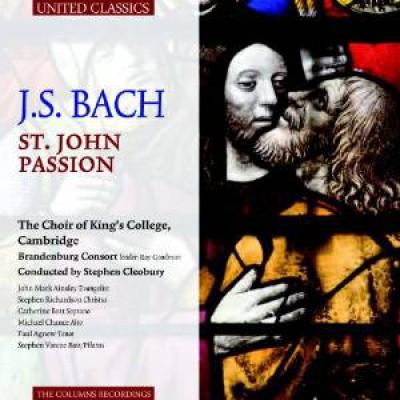 Bach, J.S. - St.John Passion