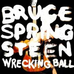Springsteen, Bruce - Wrecking Ball  Jap Card