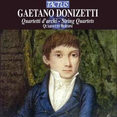 Donizetti, G. - Streichquartette 4 Bis 6
