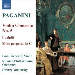Paganini, N. - Violinkonzert 5/I Palpiti