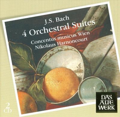 Bach, J.S. - 4 Orchestral Suites