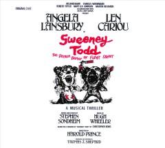 Musical - Sweeney Todd