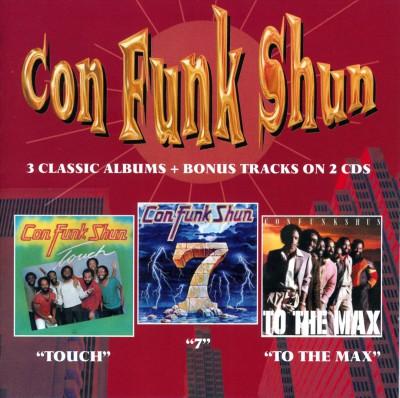 Con Funk Shun - Touch/Seven/To The Max