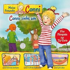 Audiobook - Meine Freundin Conni 01