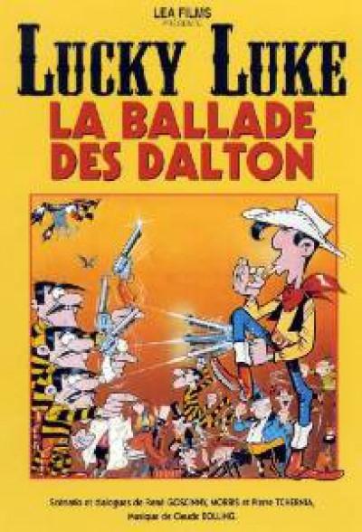 Animation - Lucky Luke   Ballade..