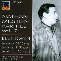 Beethoven, L. Van - Nathan Milstein Rarities