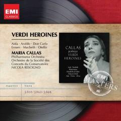 Verdi, G. - Verdi Heroines
