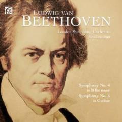 Beethoven, L. Van - Symphonies No.4 & 5