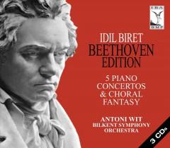 Beethoven, L. Van - Complete Piano Concertos