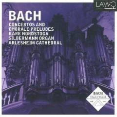 Bach, J.S. - Concertos & Chorale Prelu