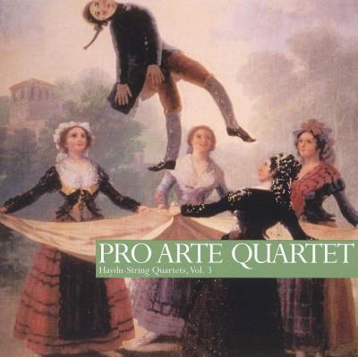 Haydn, J. - String Quartets Vol.3 (Ha