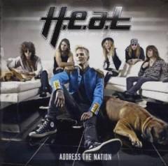 H.E.A.T. - ADDRESS THE NATION