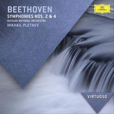 Beethoven, L. Van - Symphonies No.2 & 4
