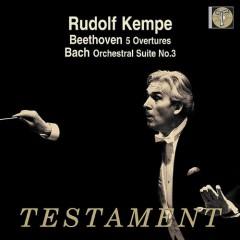 Beethoven, L. Van - Five Overtures