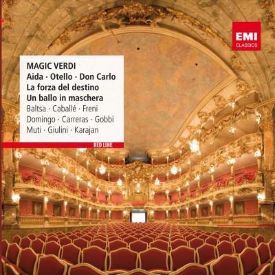 Verdi, G. - Magic Verdi