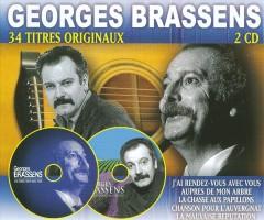 Brassens, Georges - 34 Titres Originaux