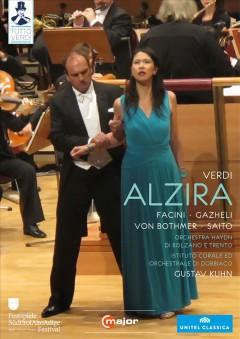 Verdi, G. - Alzira