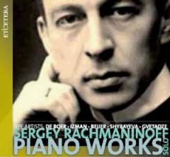 Rachmaninov, S. - Works For Piano Solo