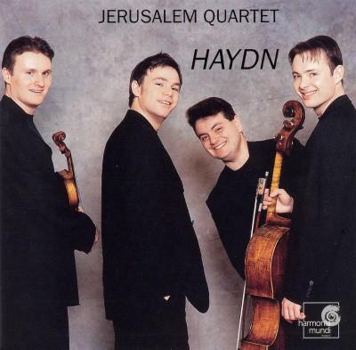 Haydn, J. - Streichquartette D Dur