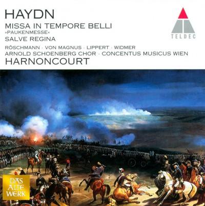 Haydn, J. - Missa In Tempore Belli;Sa