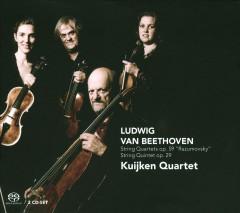 Beethoven, L. V. - Streichquartette Op.59, S
