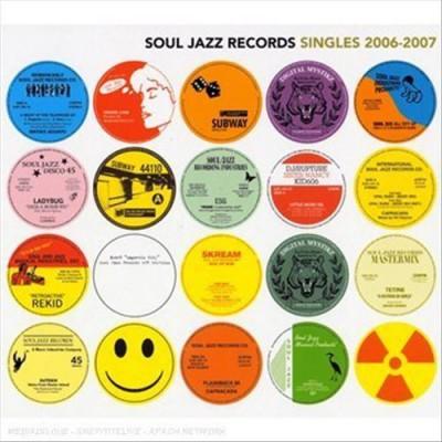 V/A - Soul Jazz Records Singles