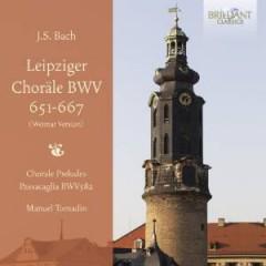 Bach, J.S. - Leipziger Chorale Bwv 651