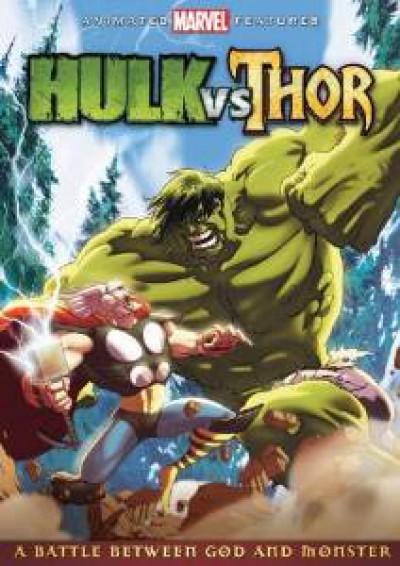 Animation - Hulk Vs Thor