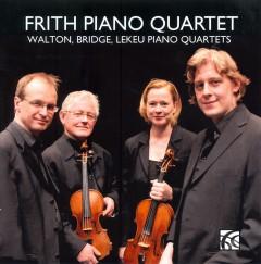 Frith Piano Quartet - Walton, Bridge, Lekeu Pia
