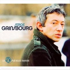 Gainsbourg, Serge - Les 50 Plus Belles Chanso