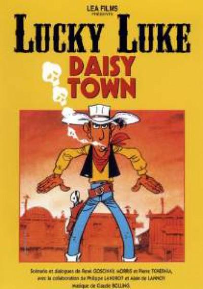 Animation - Lucky Luke   Daisy Town..