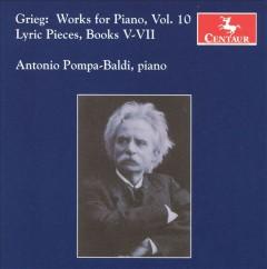 Grieg, E. - Saemtliche Klavierwerke 1