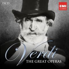 Verdi, G. - The Great Operas