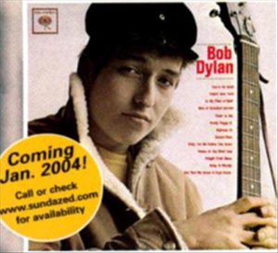 Dylan, Bob - Bob Dylan 180 G Vinyl