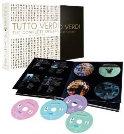 Verdi, G. - Tutto Verdi Box