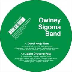 Owiny Sigoma Band - Doyoi Nyajo Nam