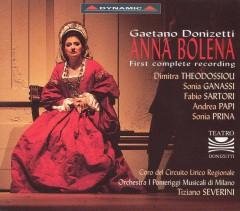 Donizetti, G. - Anna Bolena