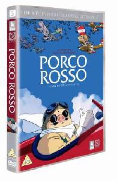 Animation - Porco Rosso