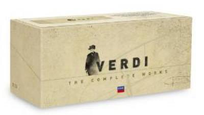 Verdi, G. - Verdi Edition  Ltd