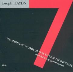Haydn, J. - Sieben Letzten Worte Unse