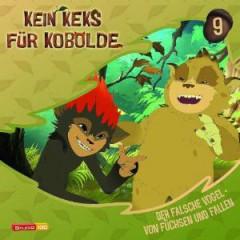 Audiobook - Kein Keks Fuer Kobolde 09