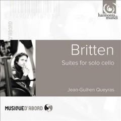 Britten, B. - Cellosuiten