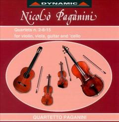 Paganini, N. - Quartette 2 8