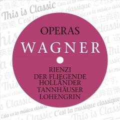 Wagner, R. - Operas Ii  Cr