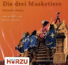 Audiobook - Die Drei Musketiere