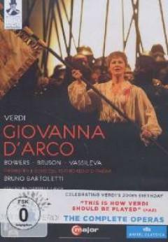 Verdi, G. - Giovanna D'arco